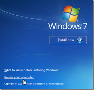 windows 7 password reset tutorial for