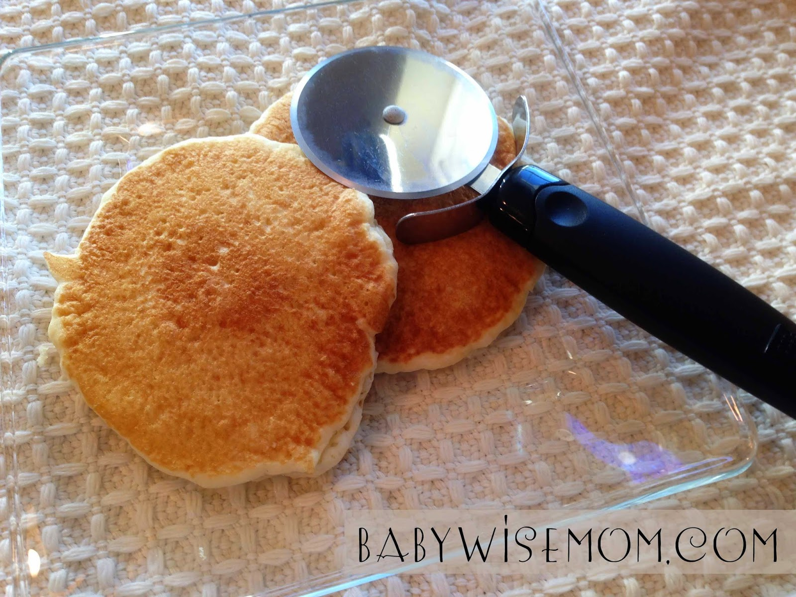 Pizza Cutter Tip {Meal Time Life Hack}