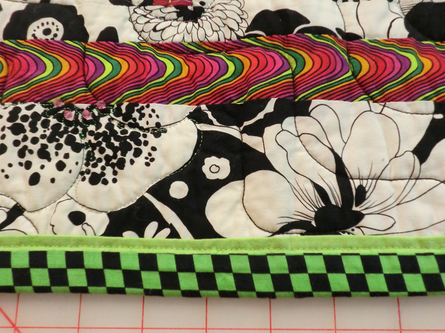 Quilt Whimsy: Friday Finishes - What size do I cut my binding strip? : quilt binding strip width - Adamdwight.com
