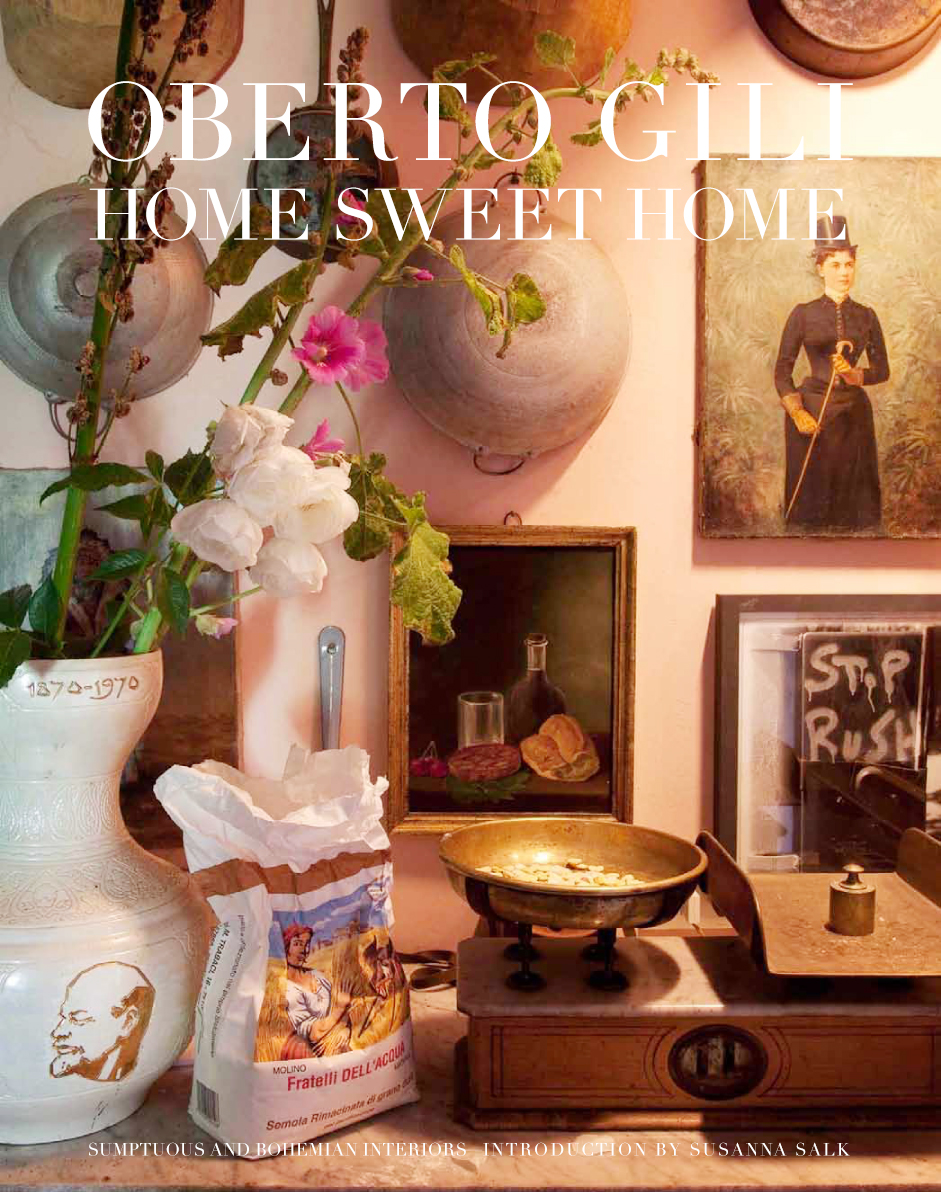 Cutler Design: Tuesday Book Review: Home Sweet Home by Oberto Gili