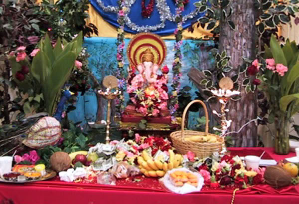 ganesh chaturthi decoration god wallpapers