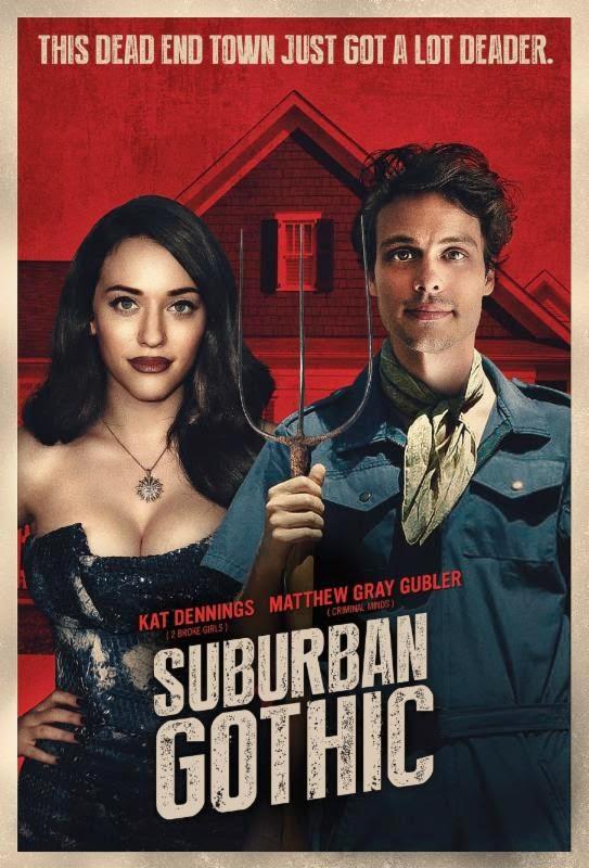 Suburban Gothic (2014) Hdrip tainies online oipeirates