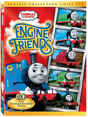 Thomas & Friends Engine Friends