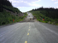 Towards Haines Junction