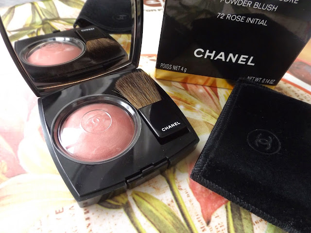 Chanel Joues Contraste Toz Allık/72 Rose Initial Rengi
