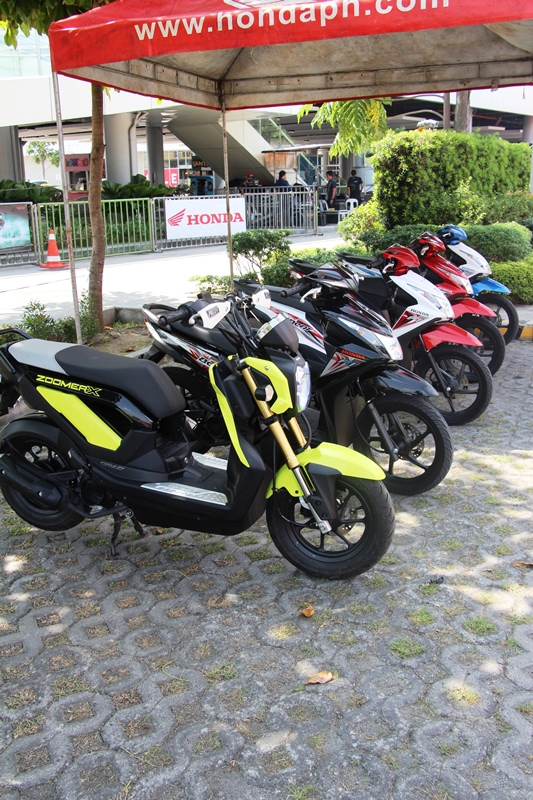 Honda Brings BeAT Fi As The Scooter For All To Davaoenos