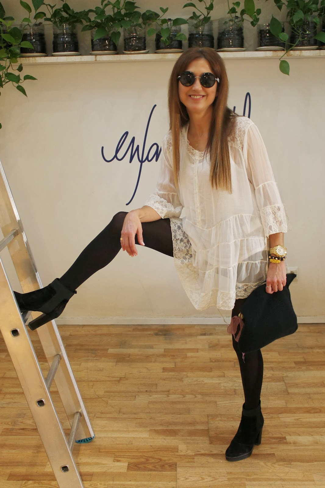 En Enfant Terrible, The Dress Room, Street Style, Moda, Looks, Carmen Hummer