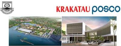 Krakatau Posco Jakarta pt Krakatau Posco Untuk