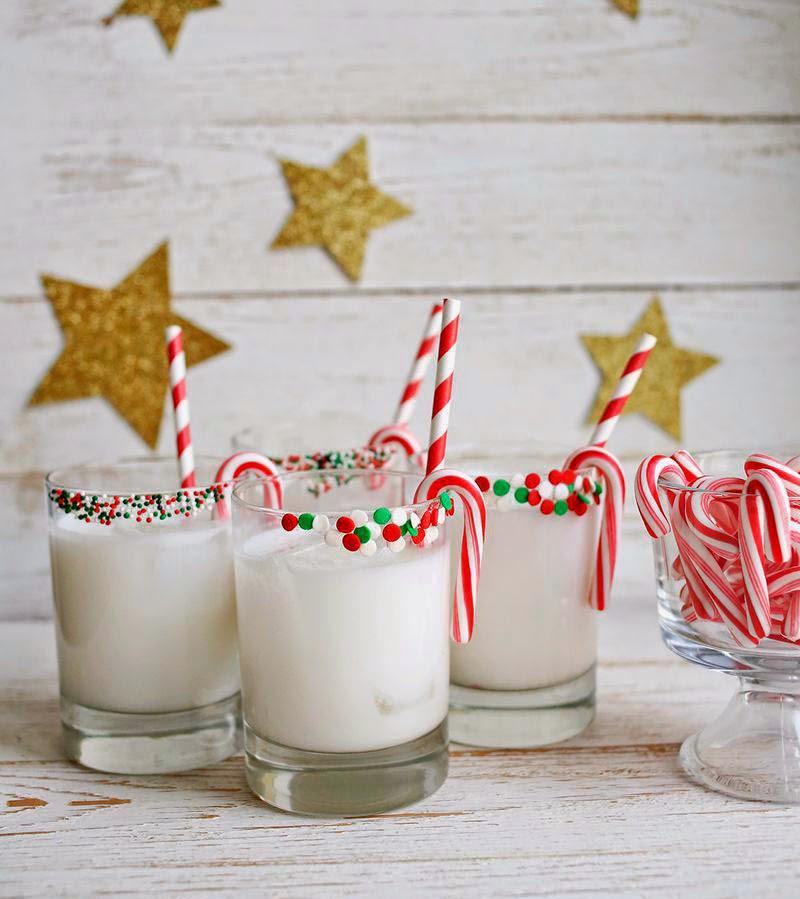 Cuatro bebidas navideñas