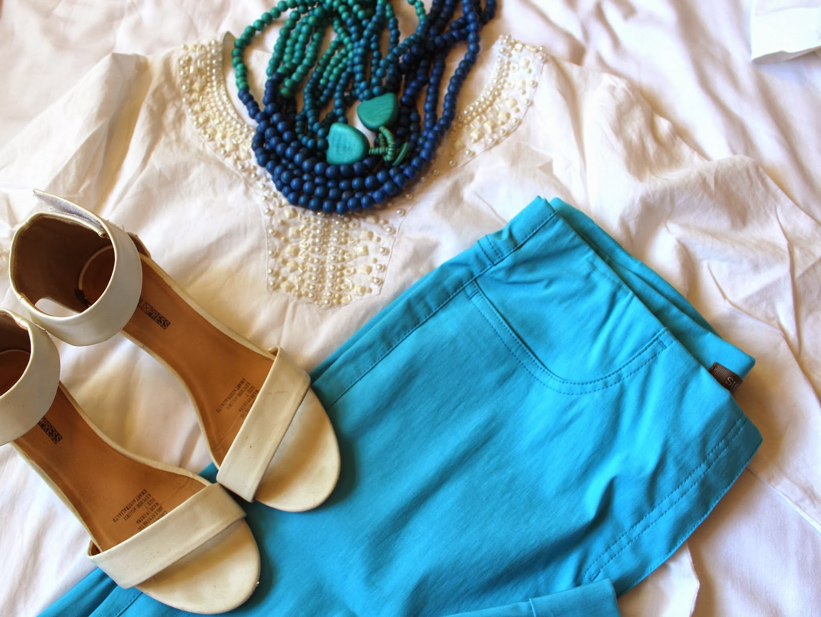 Coastal styling and craft ideas desire empire - What I Love Wearing Right Now