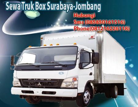 Sewa Truk Box Surabaya-Jombang