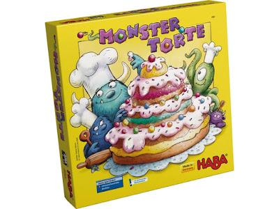 Tarta de Monstruos Haba