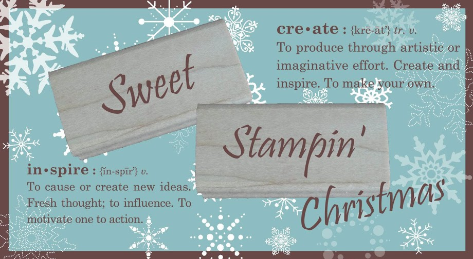 Sweet Stampin' Christmas