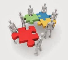 juntando setores empresa