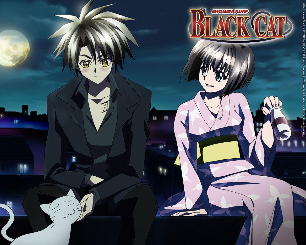 Imagens Black Cat
