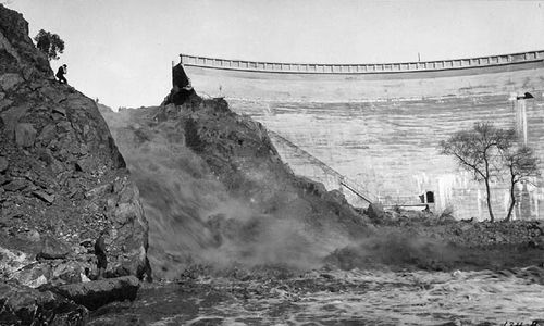 Lower Otay Dam Disaster
