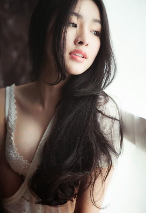 Vẻ đẹp tựa thiên thần của hot girl đà lạt Khả ngân