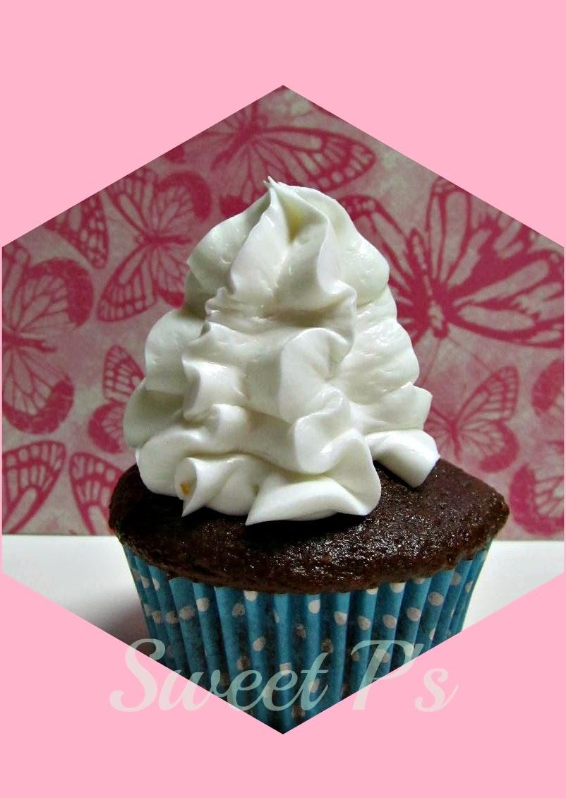 puff cupcake