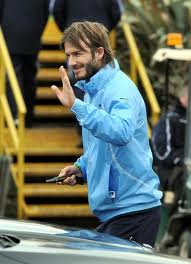 David Beckham Leave Tottenham Hotspur