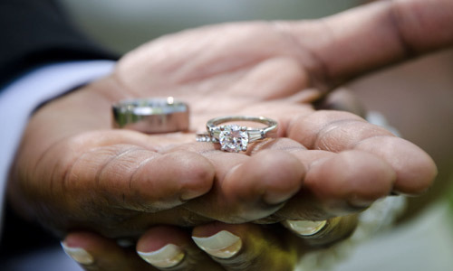 7 Things no one told You About Marriage,wedding ring diamond