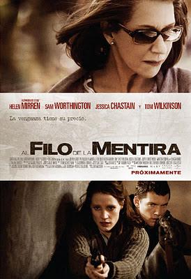 Película AL FILO DE LA MENTIRA [Un link] [Español]