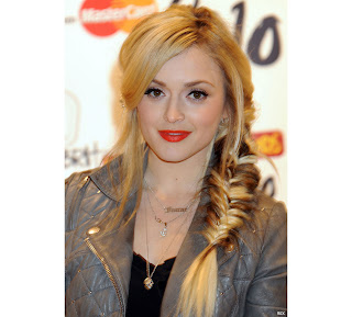 Fearne Cotton Hairstyle