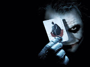 Mark got dealt a most unkind hand; a joker for a . heath ledger as the joker
