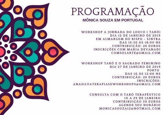 Agenda Portugal 2019
