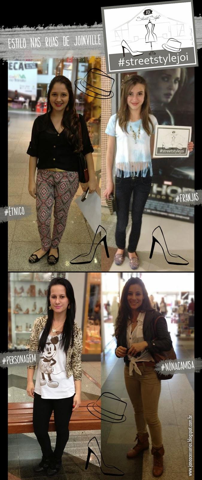 Joinville, Estilo, Moda