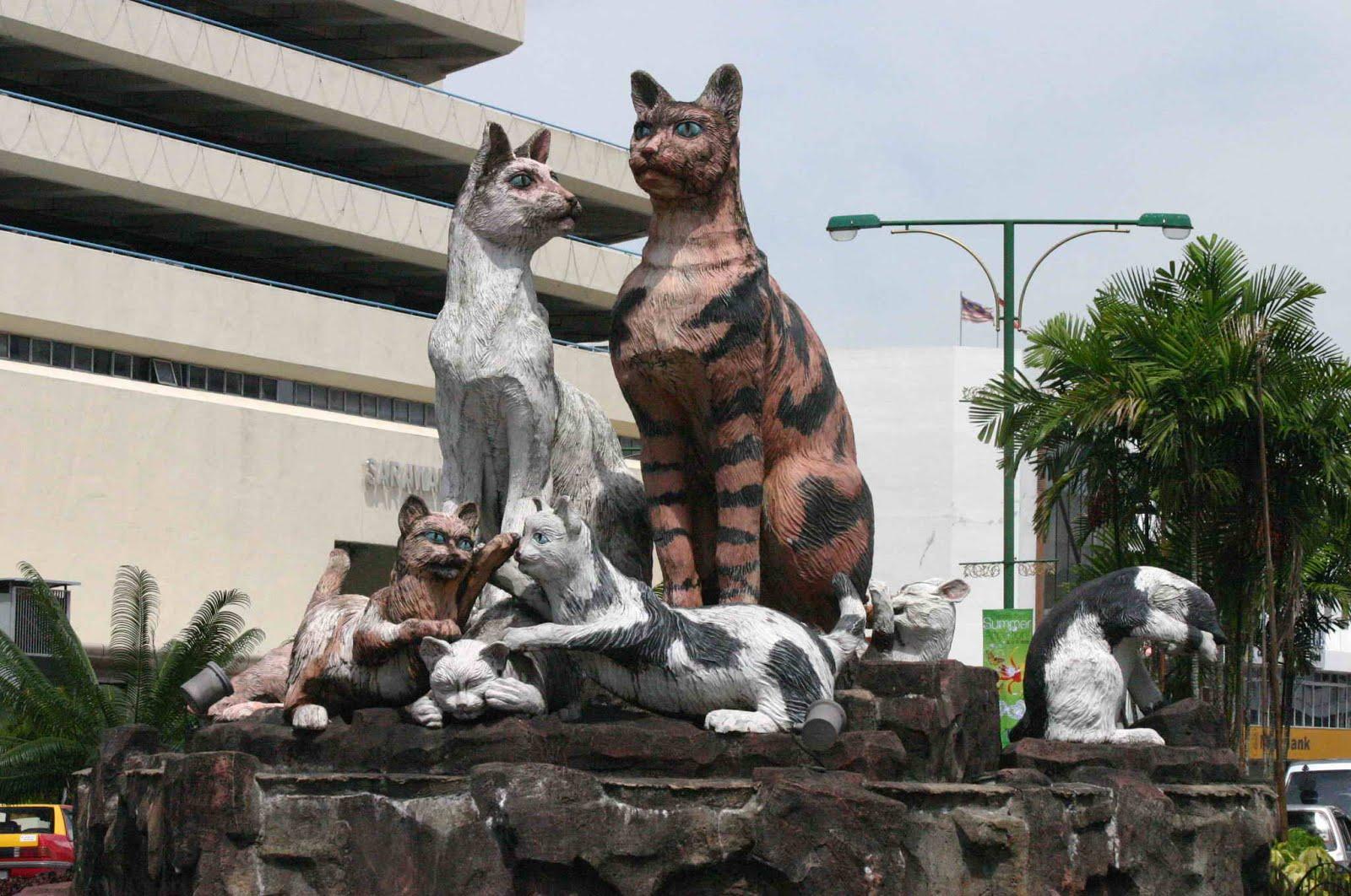 Riverine Emerald Kuching