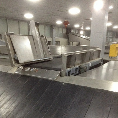 Check Out The Bad State Of Lagos International Airport