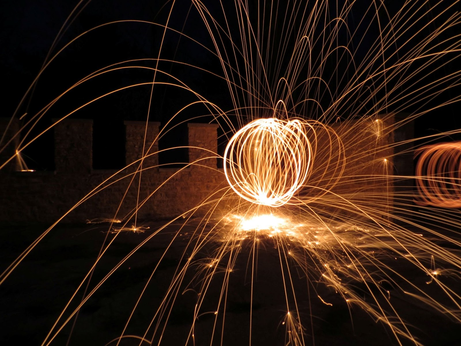 steel wool photography, photography, steel wool, spinning fire, how to, long exposure photography, night photography