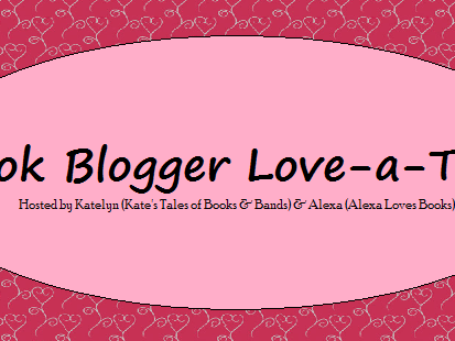 Book Blogger Love-a-Thon and Interview with Grace from Books Like Breathing