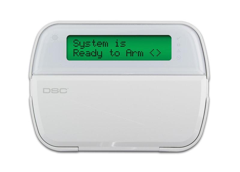 Dsc alarm sistemi 2 way kablosuz wire free tu tak m for Dsc allarmi