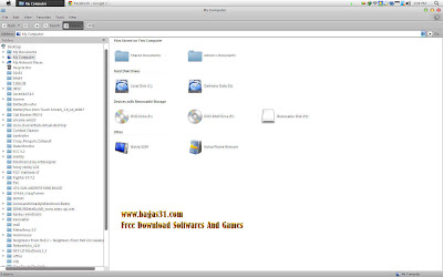 Mac OS X Lion Skin Pack For Windows XP 3