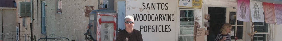 Santos Woodcarving Popsicles