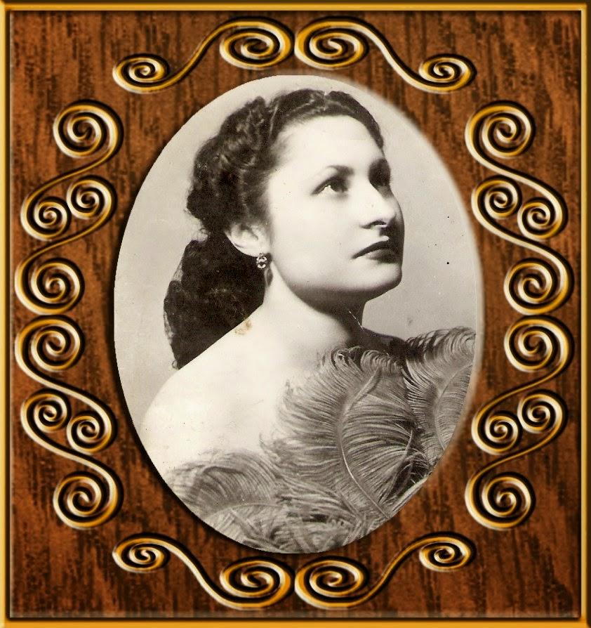 Pastora Quintero - Cantante - 1950