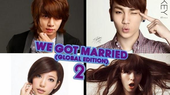 We Got Married Global Edition (Season 2) VietSub