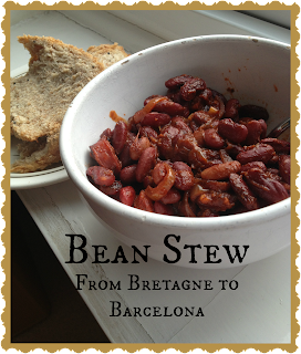 Bean Stew from Bretagne to Barcelona