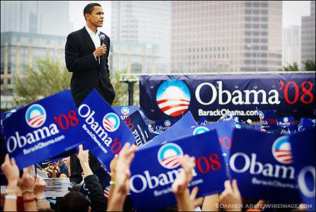 Truyền thông trong chiến dịch tranh cử của tổng thống Mỹ Obama
