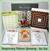 Annie&#39;s Blogiversary Giveaway
