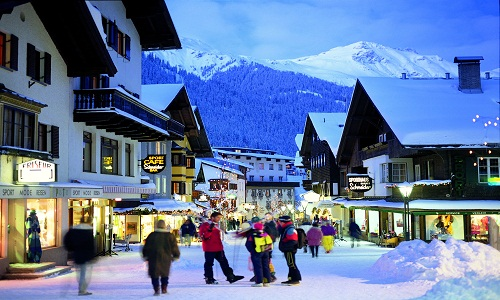 Beautiful as a Postcard: Austria's 12 Must Visit Places St. Anton Austria