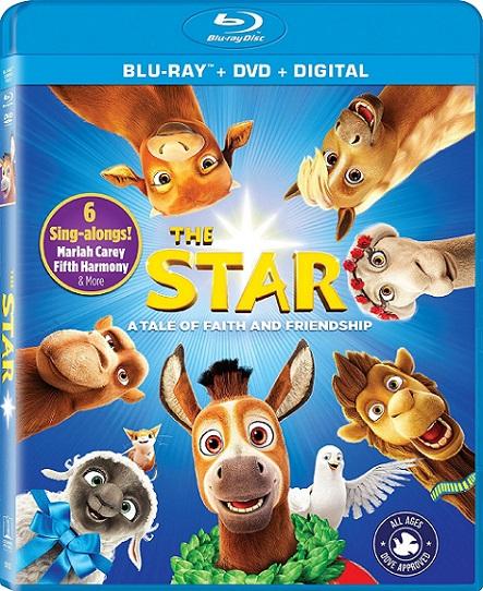 The Star (Se armó el belén/La estrella de Belén) (2017) 720p y 1080p BDRip mkv Dual Audio AC3 5.1 ch