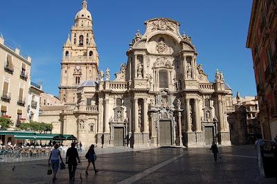 Murcia catedral