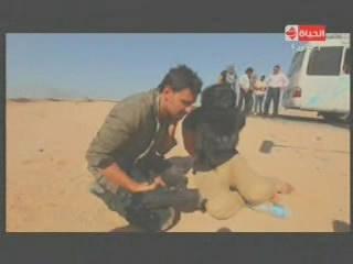 مشاهدة برنامج رامز ثعلب الصحراء الحلقة 23
