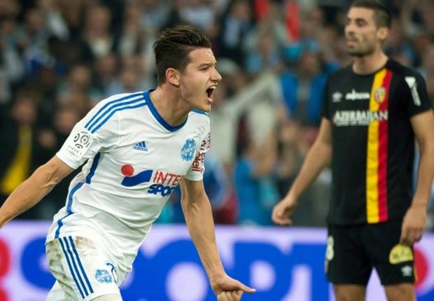 Liga Perancis : Olympique Marseille 2-1 RC Lens