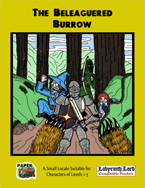 NEW OSR ADVENTURE