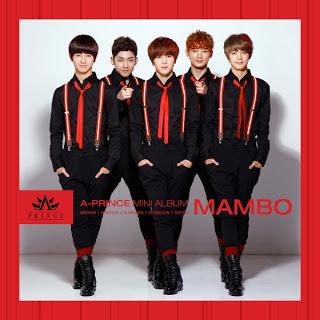 A-Prince (에이프린스) - Mambo