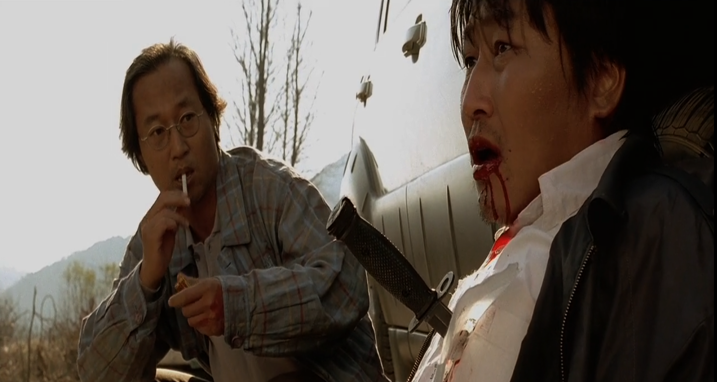 sympathy for mr vengeance 2002 review the parallel