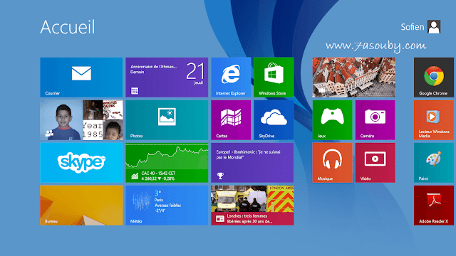metro windows 8